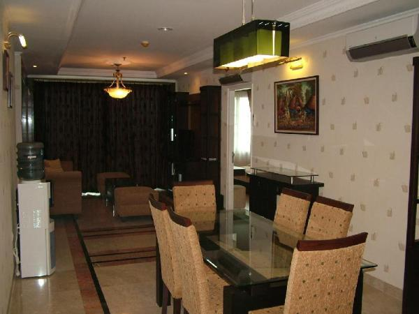 110m2  3+1 bedroom Apartment at MOI, Kelapa Gading Jakarta