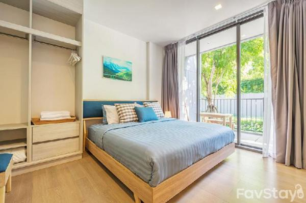 Bright & Quiet room w/Greenery *KhaoYai Khao Yai