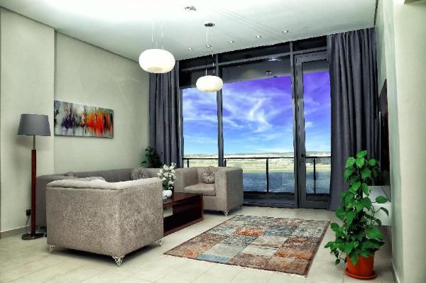 Danah Al Jubail Suites, Experience The Sea ! Al Jubail