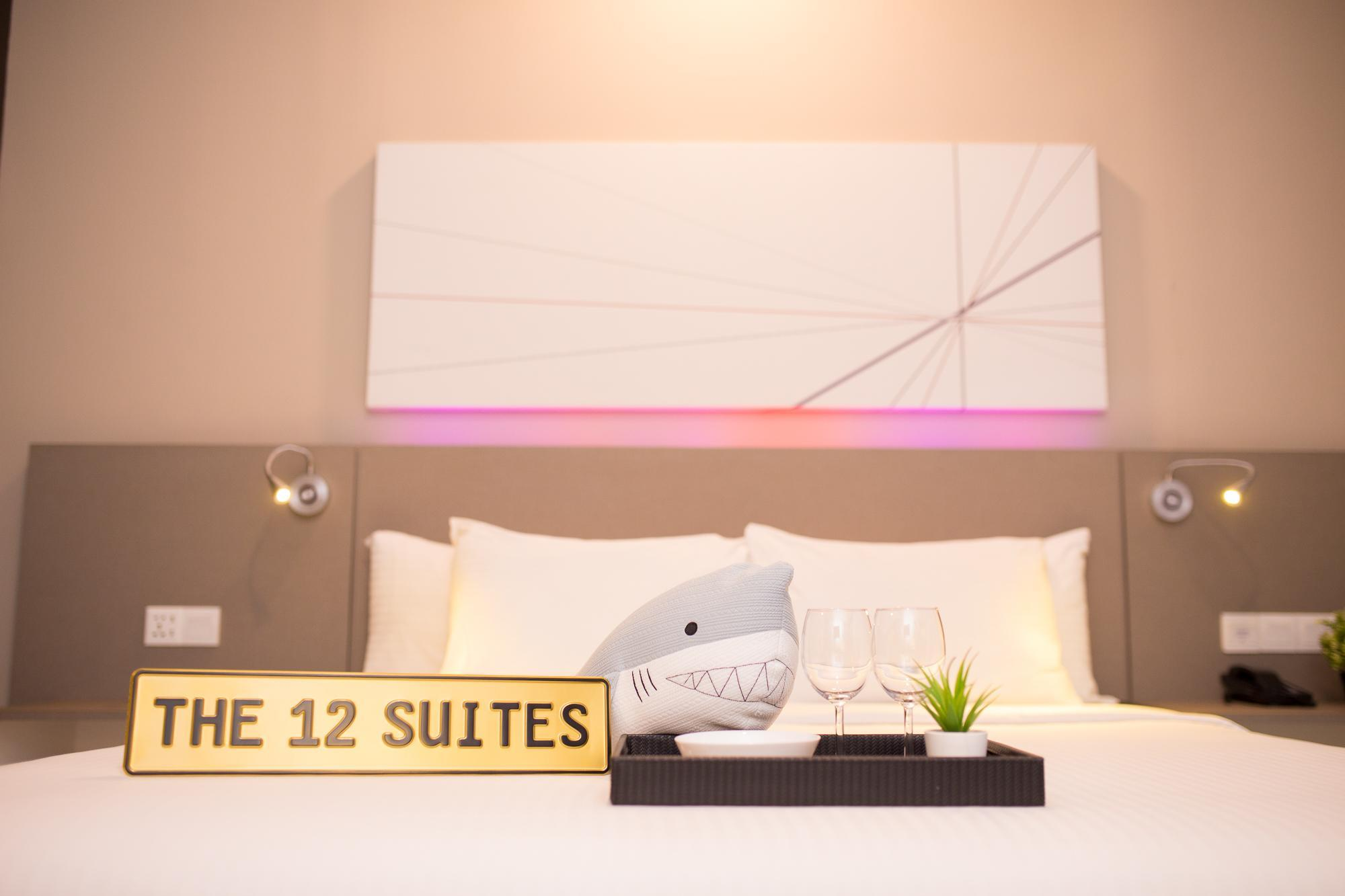 The 12 Suites @Empire Damansara {King Room}