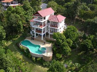 [バンポル]ヴィラ(250m2)| 3ベッドルーム/3バスルーム 3 BR Sunset Seaview Villa Waan