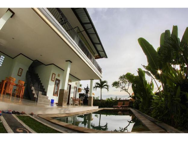 3BR Villa with Private Pool at downtown of Ubud