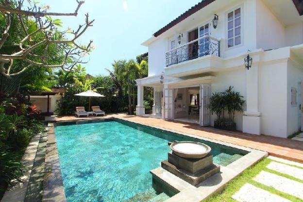 Luxurious 3BR Seminyak Pool Villa