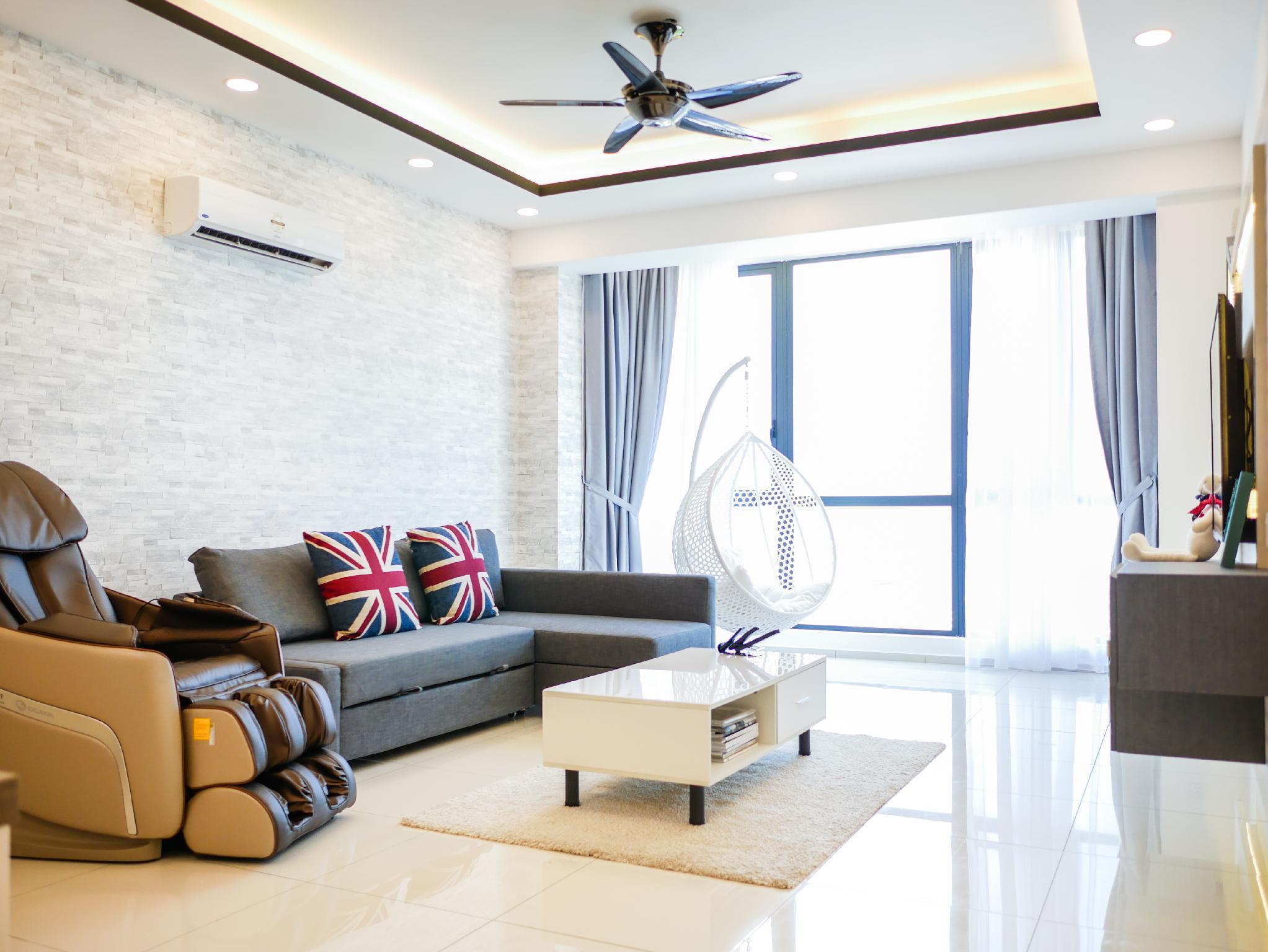 Amazing Seaview 2BR Luxury Suite