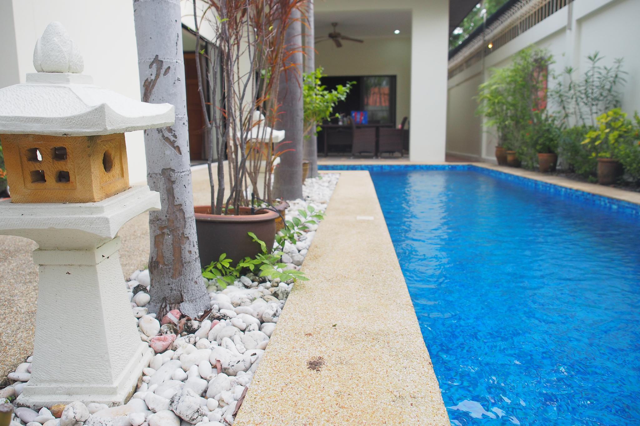Amazing Pool Villa 21