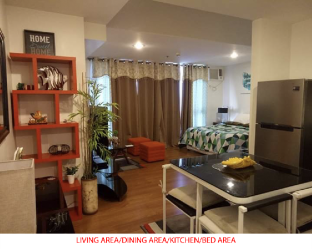 picture 1 of Spacious Studio Unit  in an Exclusive Condo CPE #1