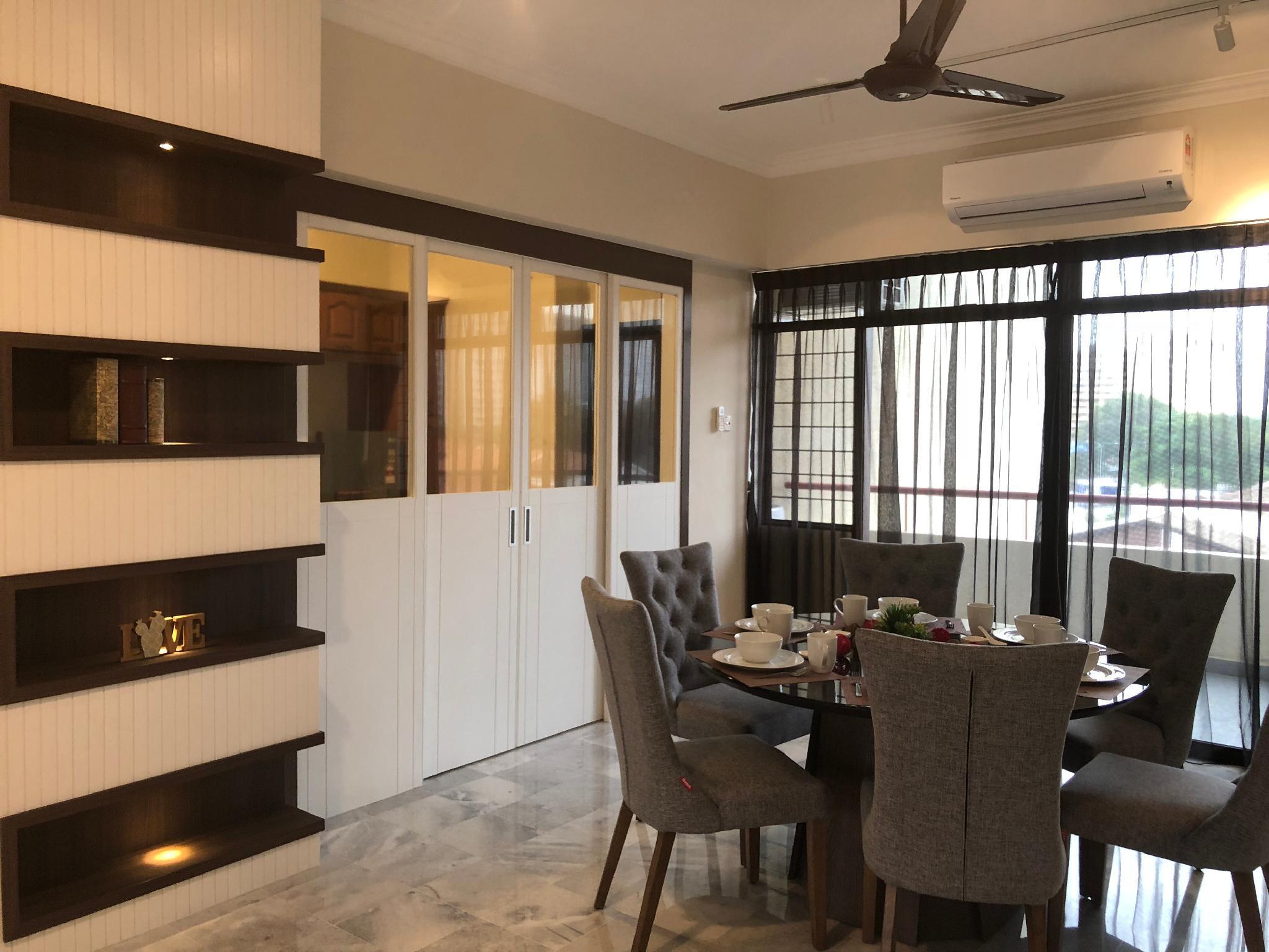 TS 501 Apartment Suite