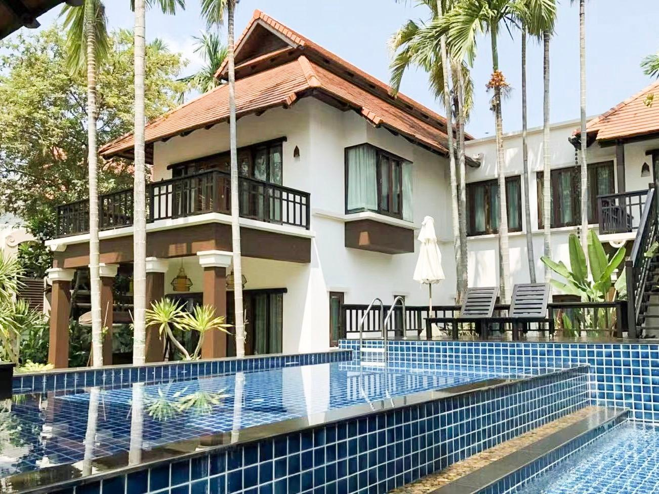 Luxury Holiday Villa Near ChiangMai Airportand Big C
