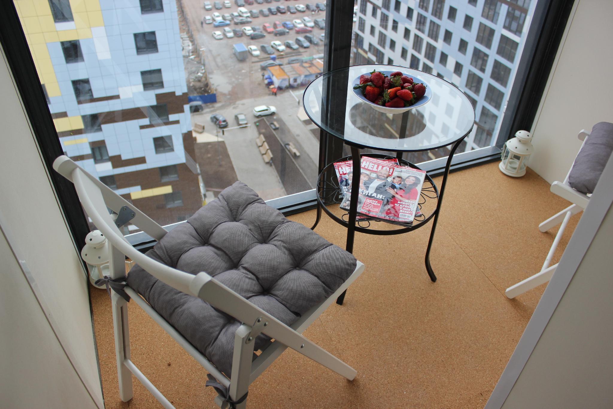 Apartment On Vadima Shefnera
