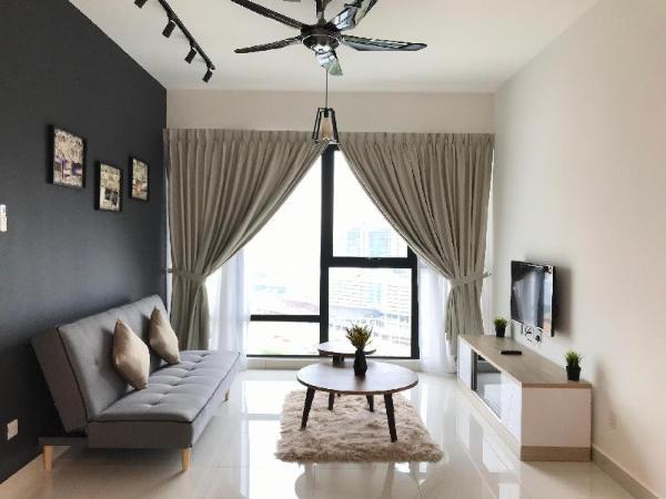 Mosaic SouthKey High Floor 2BR 2-6pax Midvalley Jb Johor Bahru