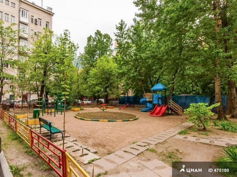 Apartment Kutuzovskiy 35 30 110 Sq.m