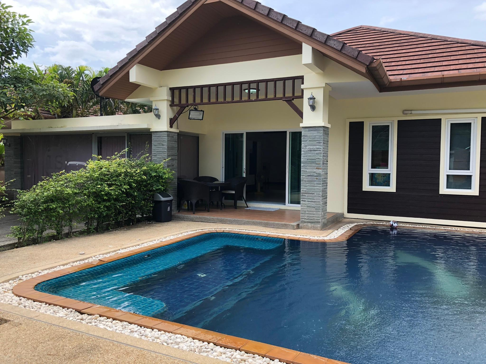 Pool Villa Kathu Phuket พูล วิลล่า กะทู้ ภูเก็ต