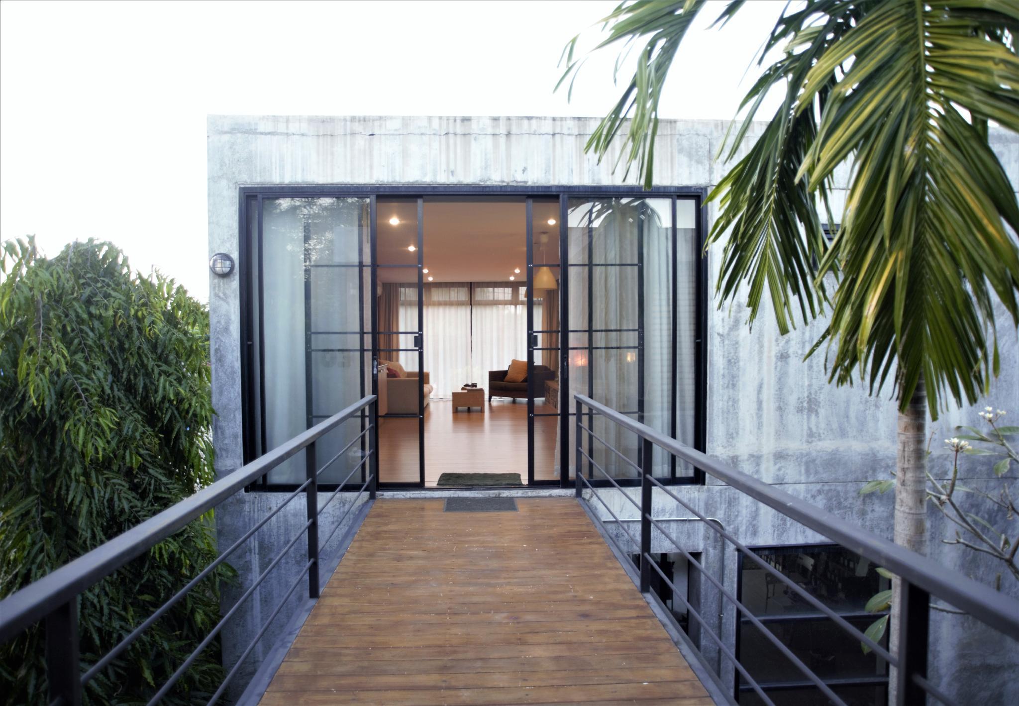Baan Mali best place to stay in Chiang Mai อพาร์ตเมนต์ 1 ห้องนอน 1 ห้องน้ำส่วนตัว ขนาด 70 ตร.ม. – เจริญเมือง