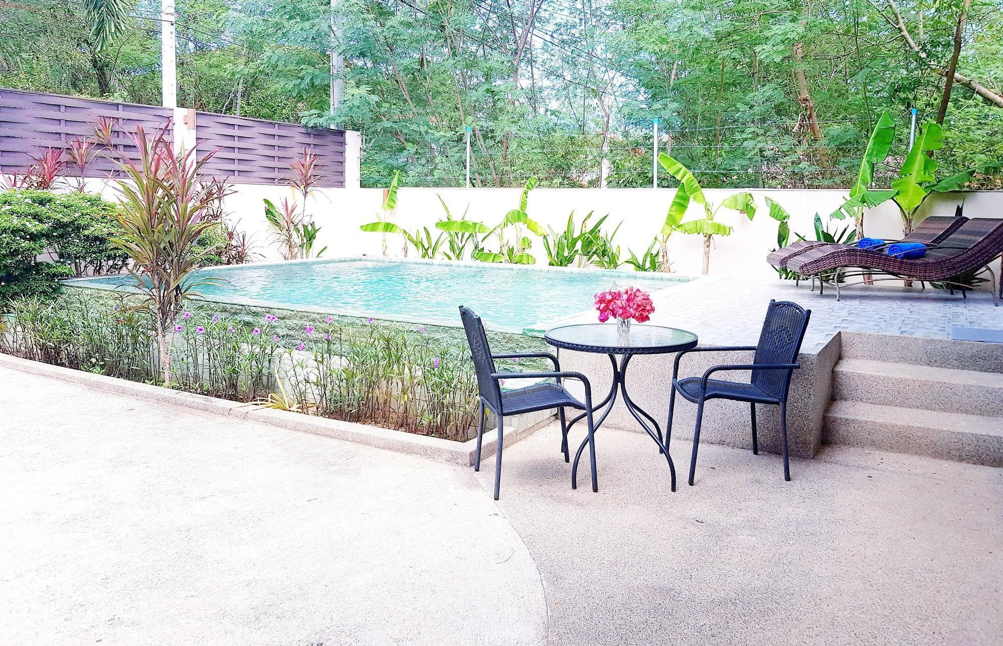 Villa BAVARIA 3 with private pool in LAMAI วิลลา 2 ห้องนอน 2 ห้องน้ำส่วนตัว ขนาด 95 ตร.ม. – หาดละไม