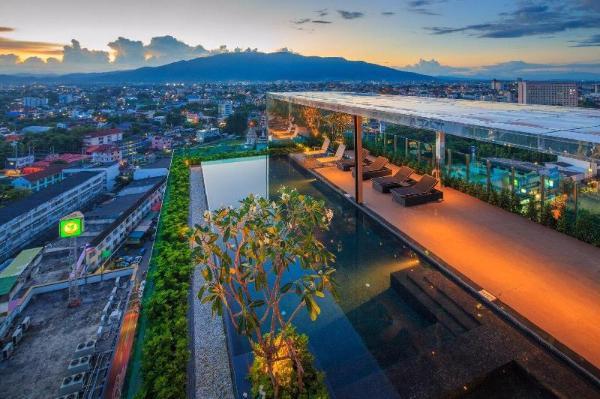 Luxury Family Apartment 1BR  Near Night Bazaar Chiang Mai