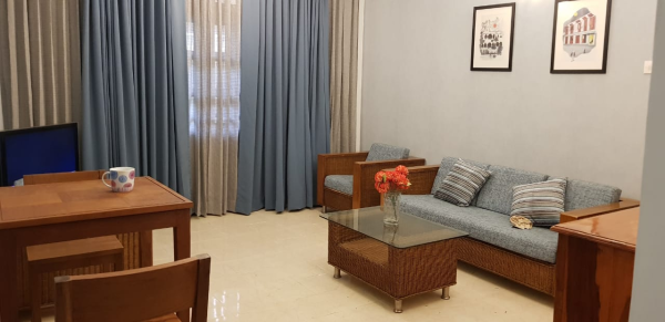 Amora  POOL View Ground Floor, Candolim - CM090 Goa