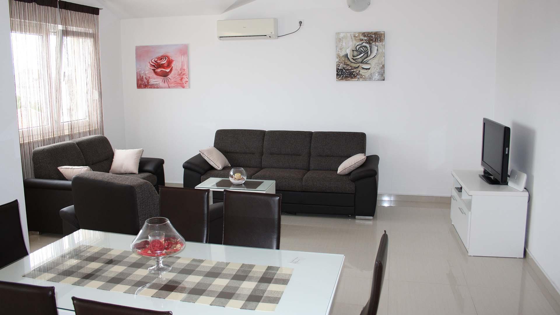 Modern Seaview Apartment ANGELA IV   EOS CROATIA