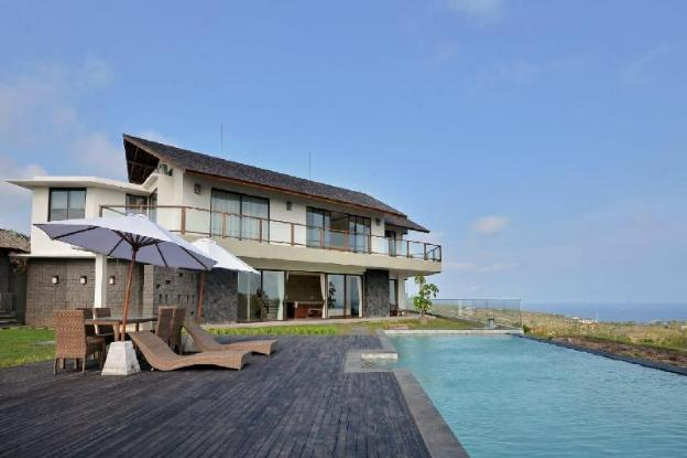 Villa Blimbing Sari Uluwatu Full Ocean View