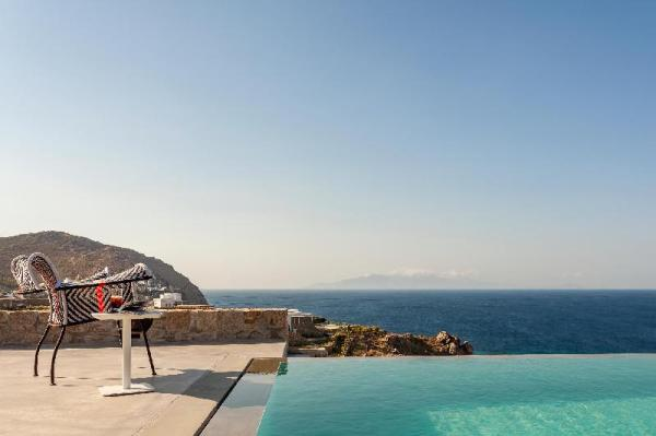 Apollo Luxury Villa|Panoramic sea view|Jacuzzi Mykonos