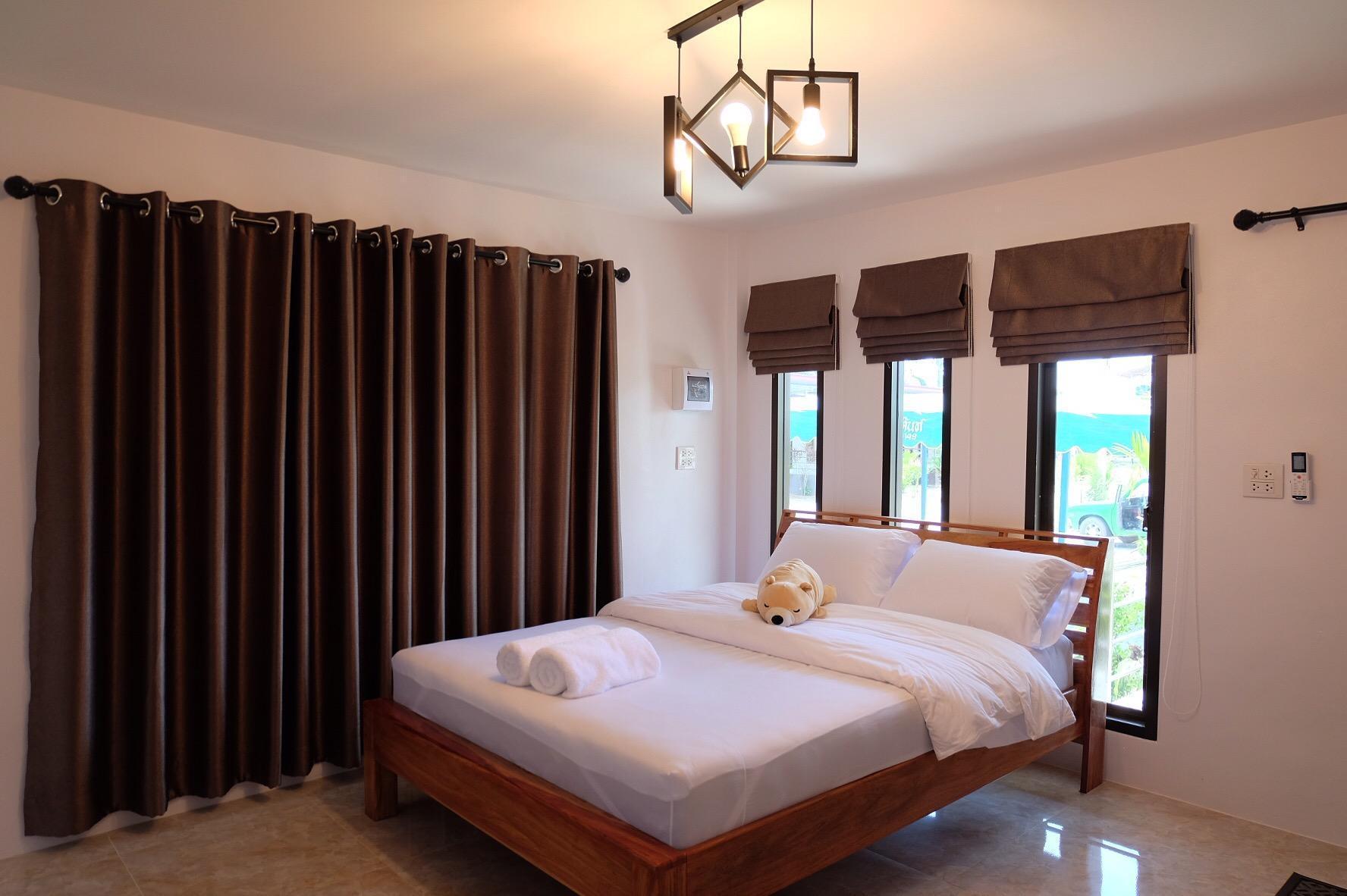 Futago Resort Rayong บ้านเดี่ยว 1 ห้องนอน 1 ห้องน้ำส่วนตัว ขนาด 25 ตร.ม. – ตะพง