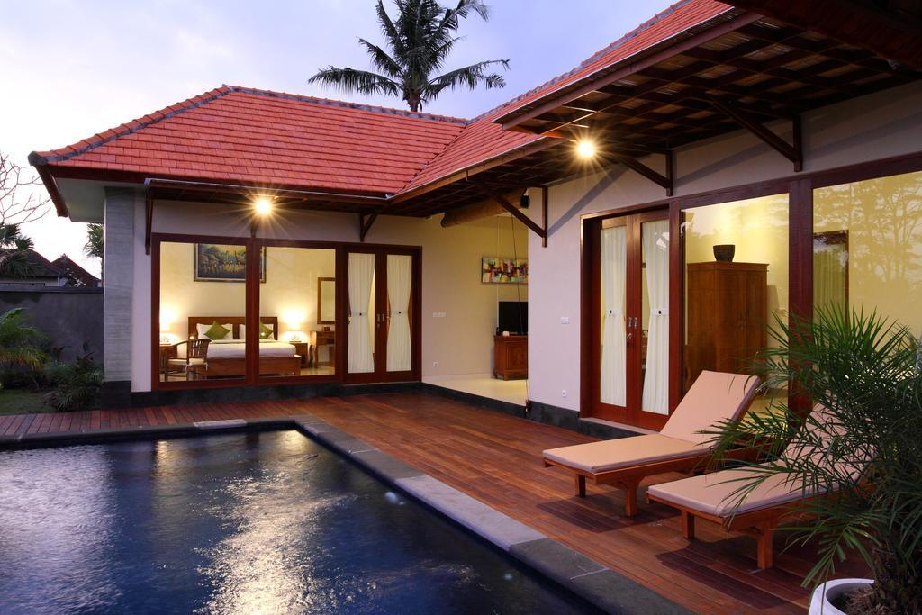 2BDR Villa Surrounded By Rice Field Ubud Area