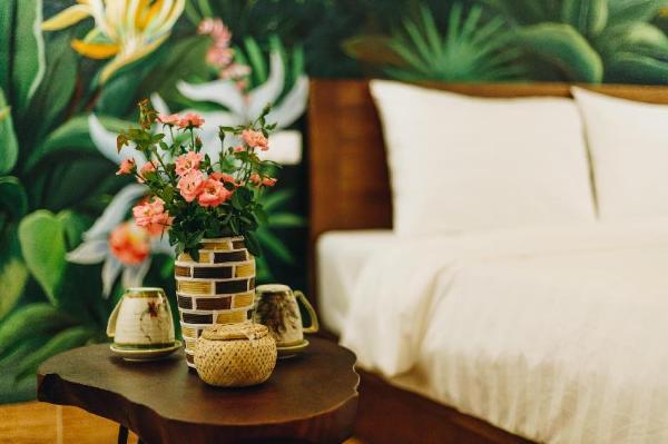 The Autumn Homestay- Green room. central in Ha noi Hanoi