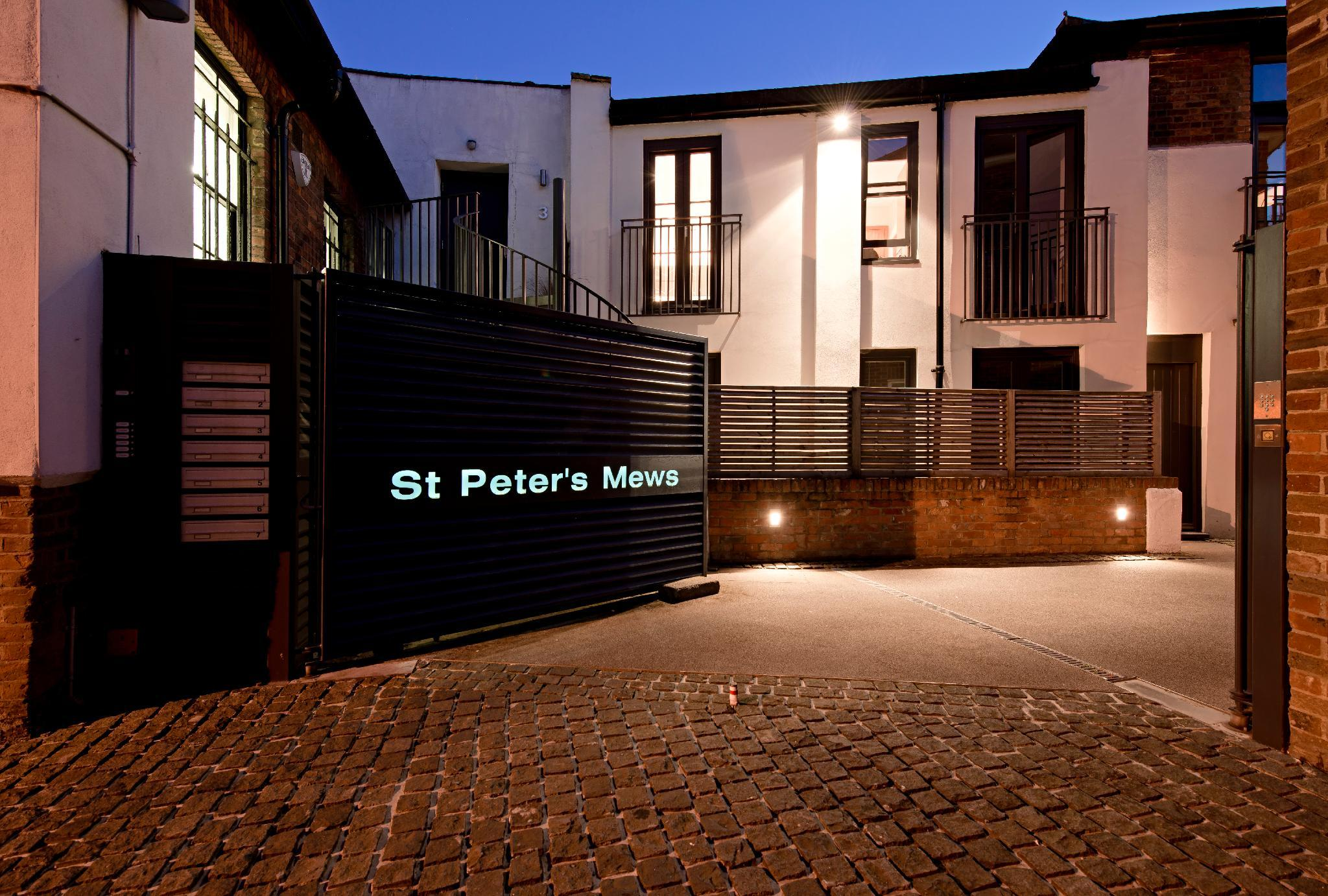 St Peters Mews Two Bedroom Apartment