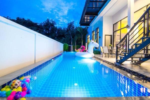 Lucky pool villa house huahin Hua Hin