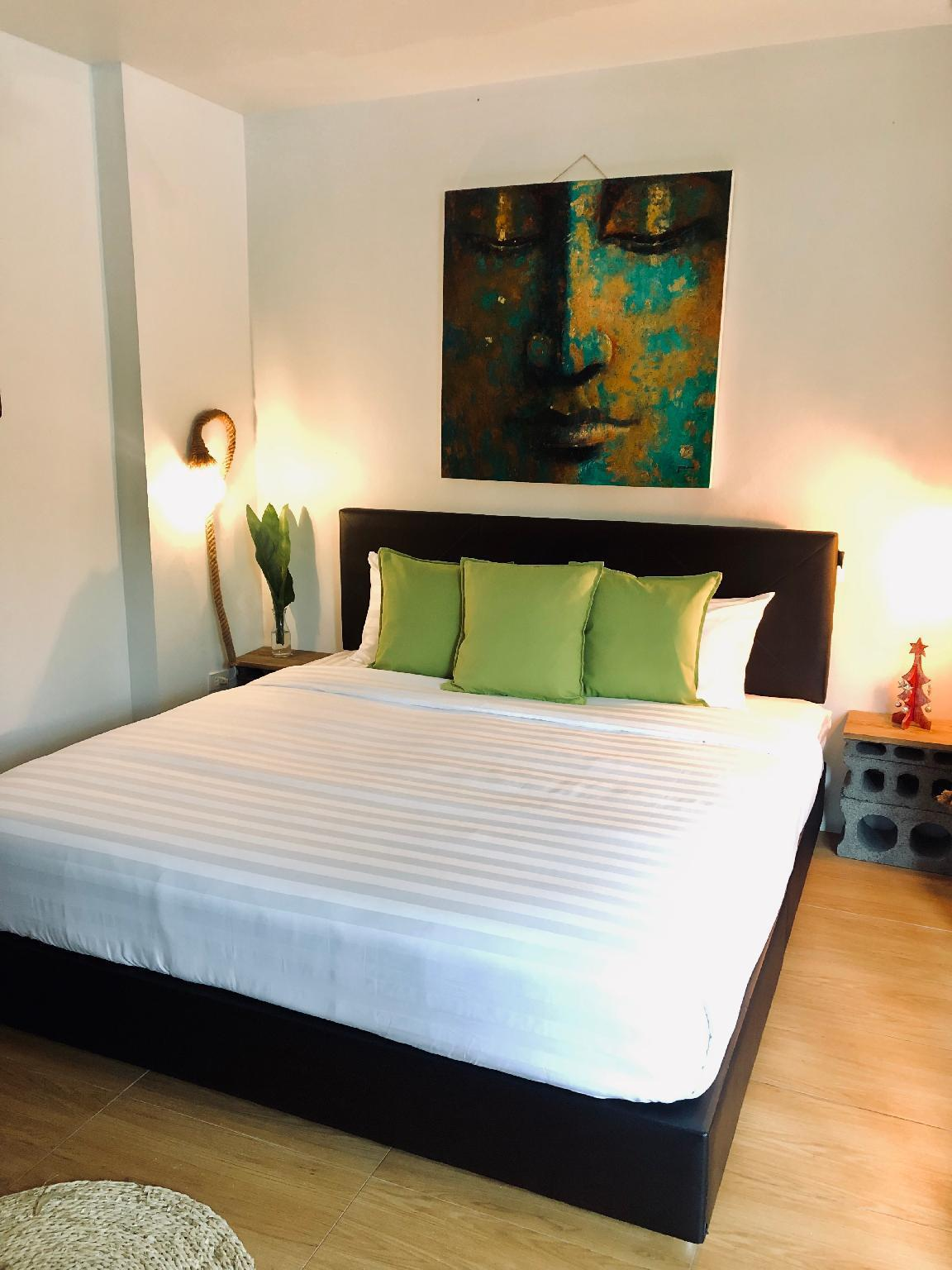 4 Rooms Green in Chaweng Noi สตูดิโอ อพาร์ตเมนต์ 1 ห้องน้ำส่วนตัว ขนาด 30 ตร.ม. – เฉวงน้อย