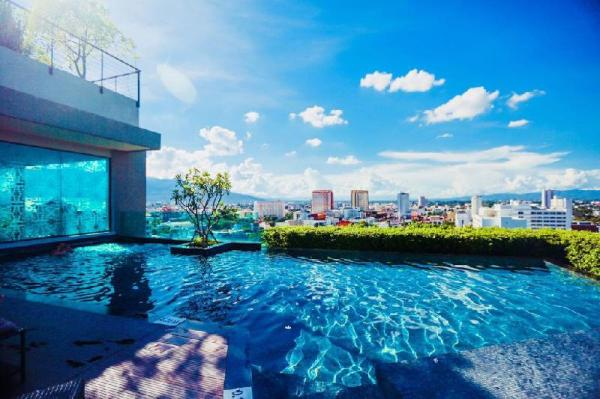 Luxury Astra condo with superb stay experience Chiang Mai