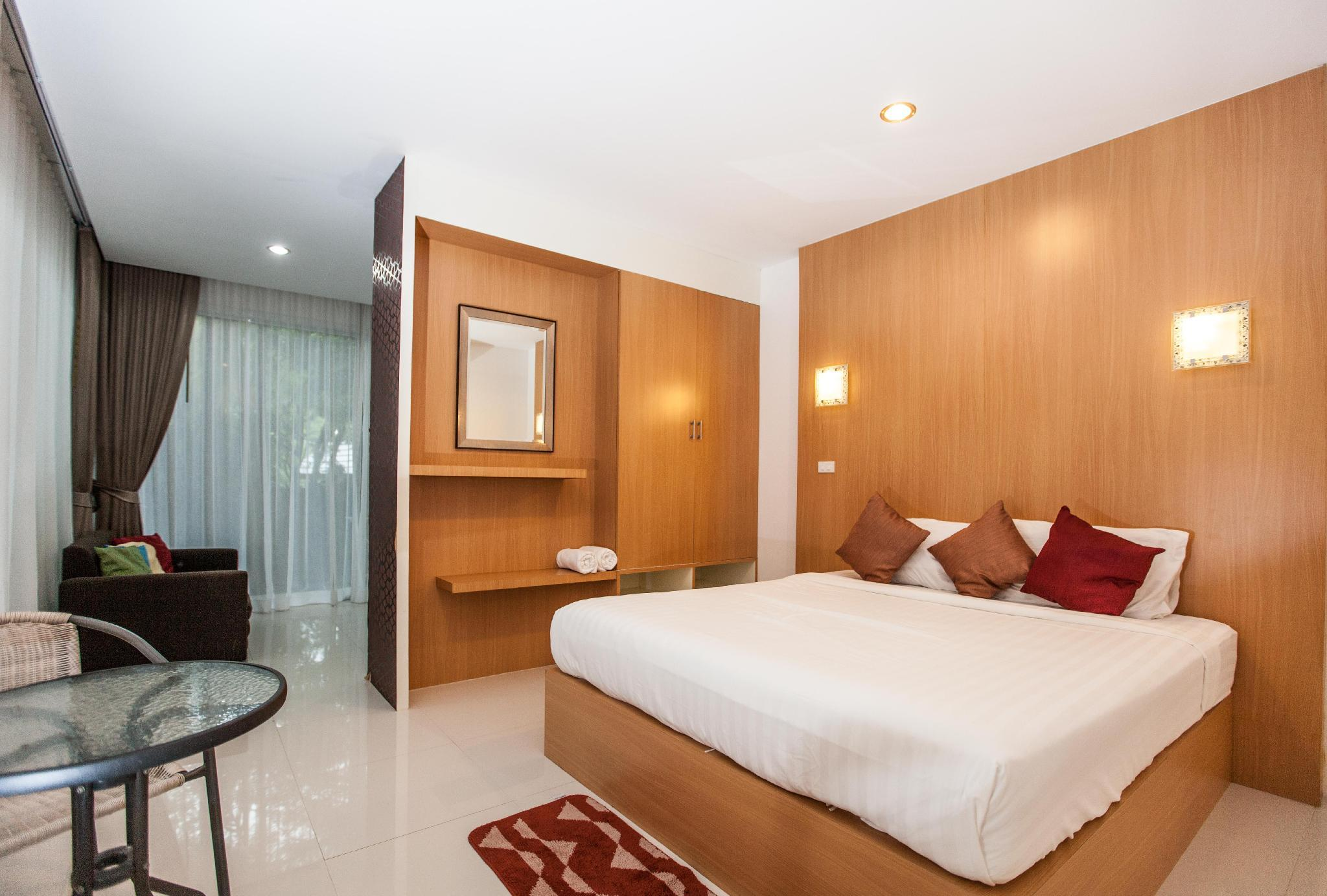 Cozy Room In A Quiet Place For 2 People Phuket