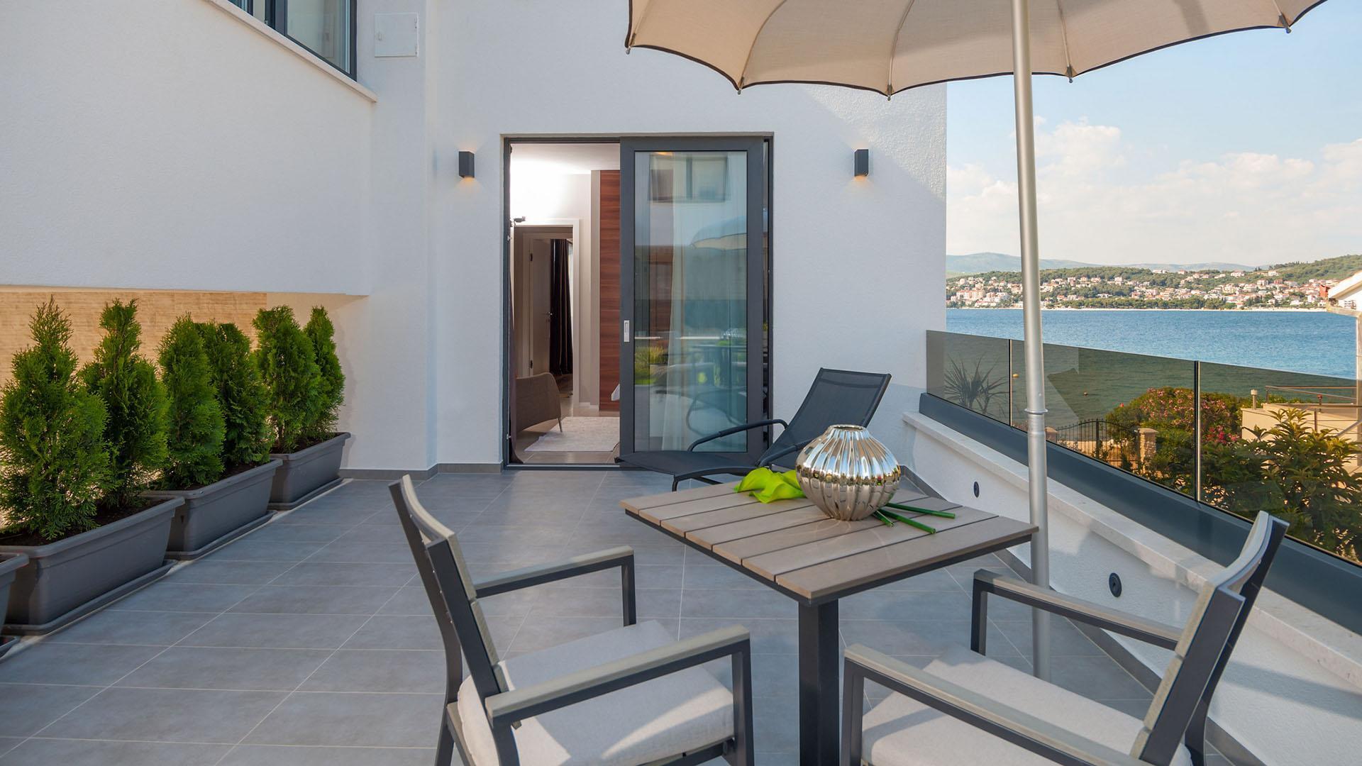 Luxurious Seaview Villa Calla   EOS  CROATIA