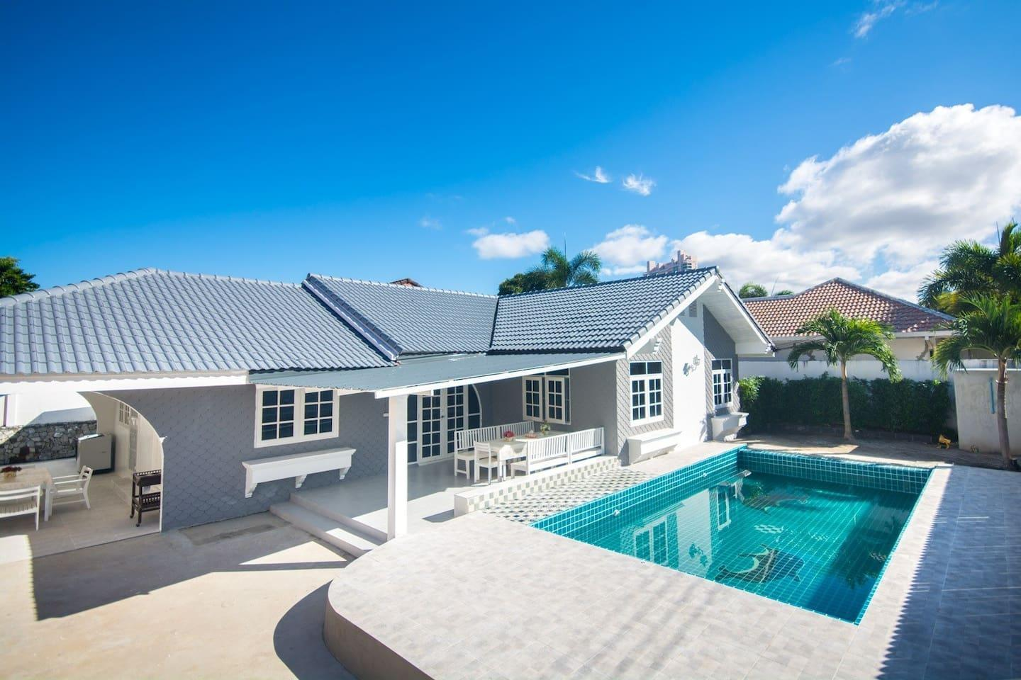 Loma Pool Villa With Private Pool 5 Bedrooms
