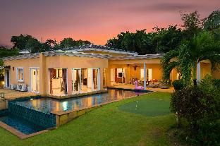 Boutique Luxury golf and pool villa วิลลา 4 ห้องนอน 4 ห้องน้ำส่วนตัว ขนาด 1200 ตร.ม. – เขาตาโล