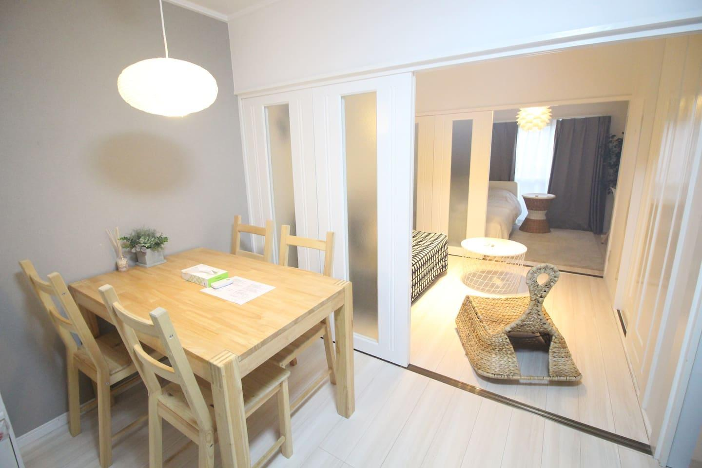 US41 Yamanote Line Cozy Two Bedroom Apartment