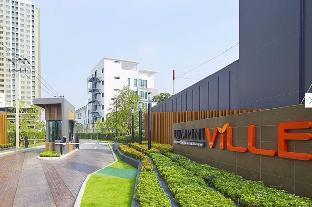 [市内中心部]アパートメント(26m2)| 1ベッドルーム/1バスルーム Lumpini Ville Nakhon In-Riverview/1 Bed Room BKK