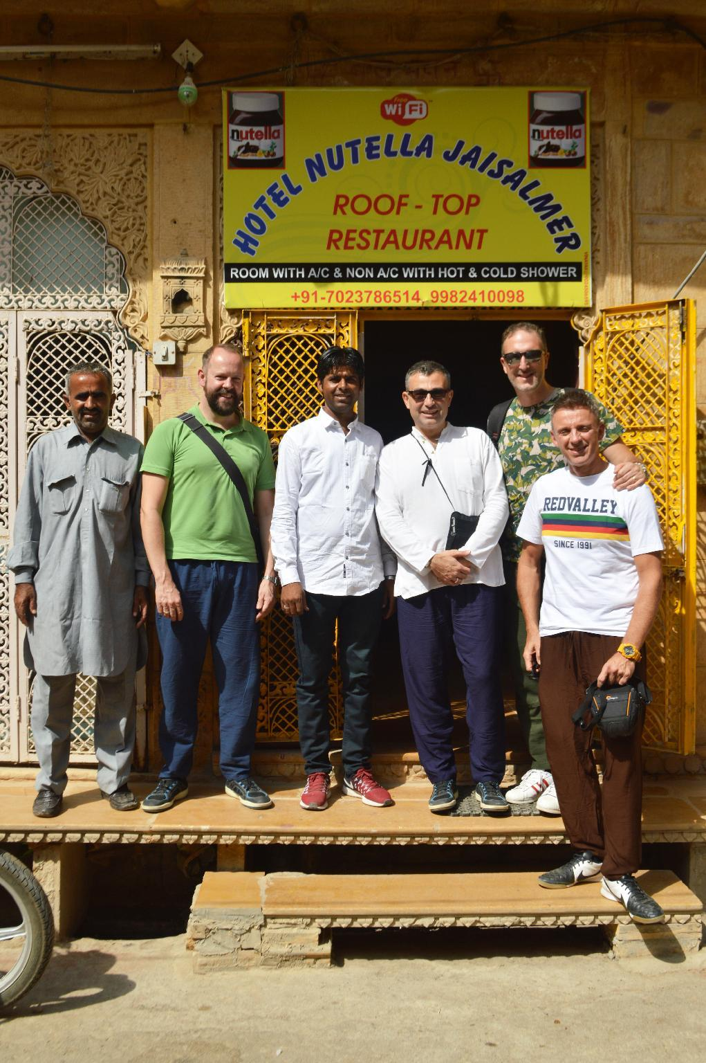 Hotel Nutella Jaisalmer