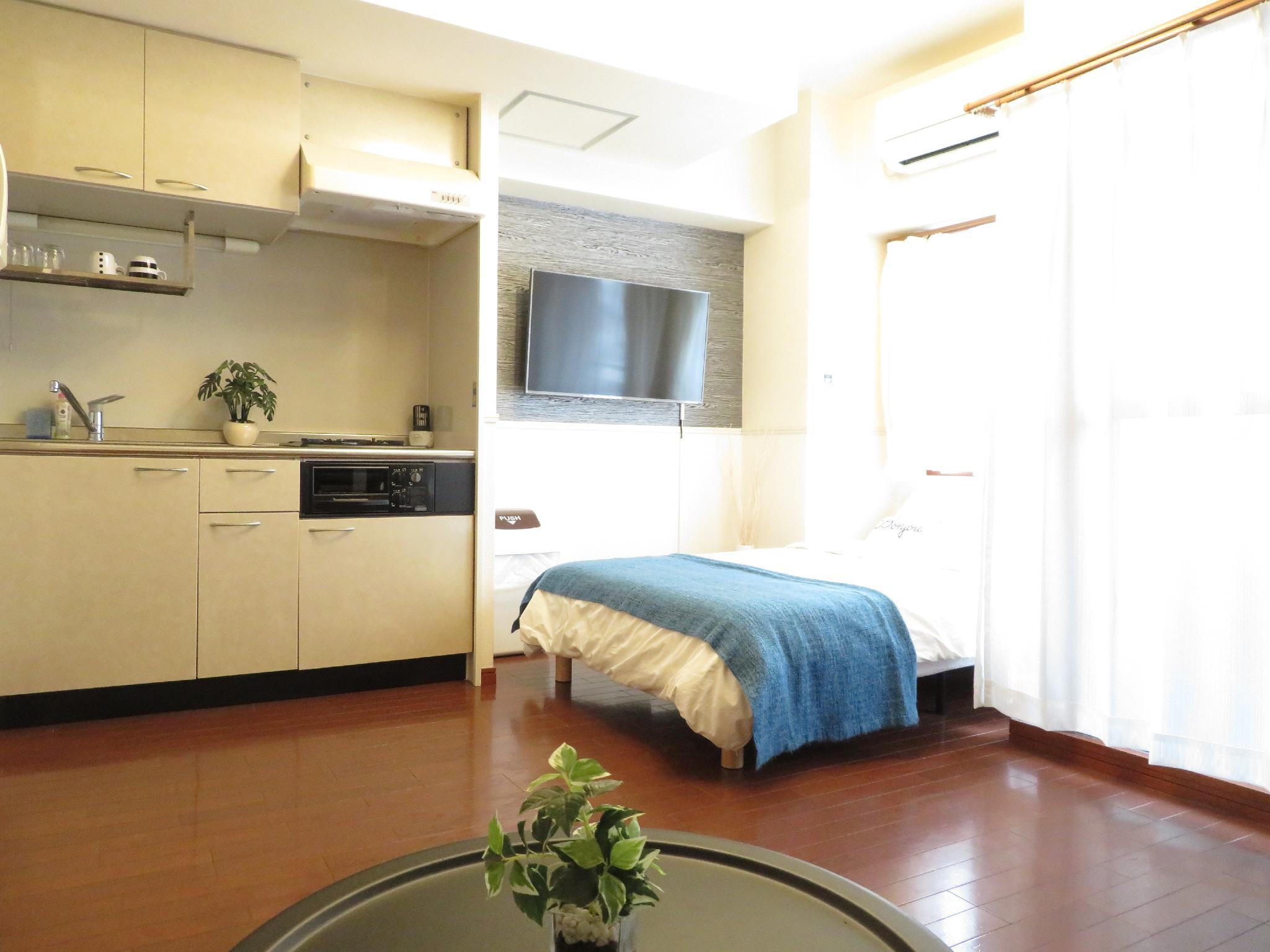 Namba 3 Min   Perfect Private Room Free WIFI 201