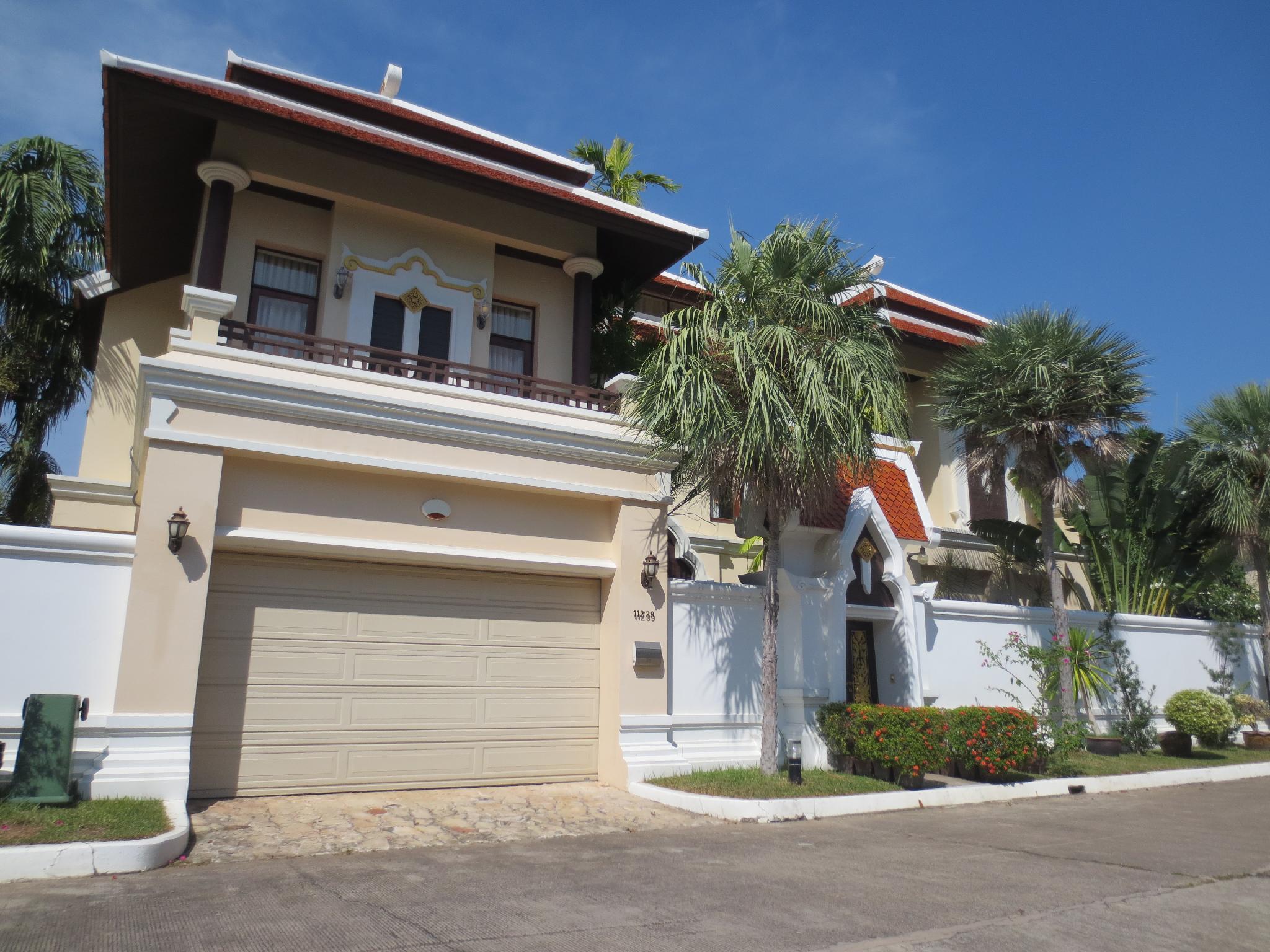 Pattaya Pool Villa & Luxury Home/Viewtalay Marina วิลลา 3 ห้องนอน 4 ห้องน้ำส่วนตัว ขนาด 550 ตร.ม. – นาจอมเทียน