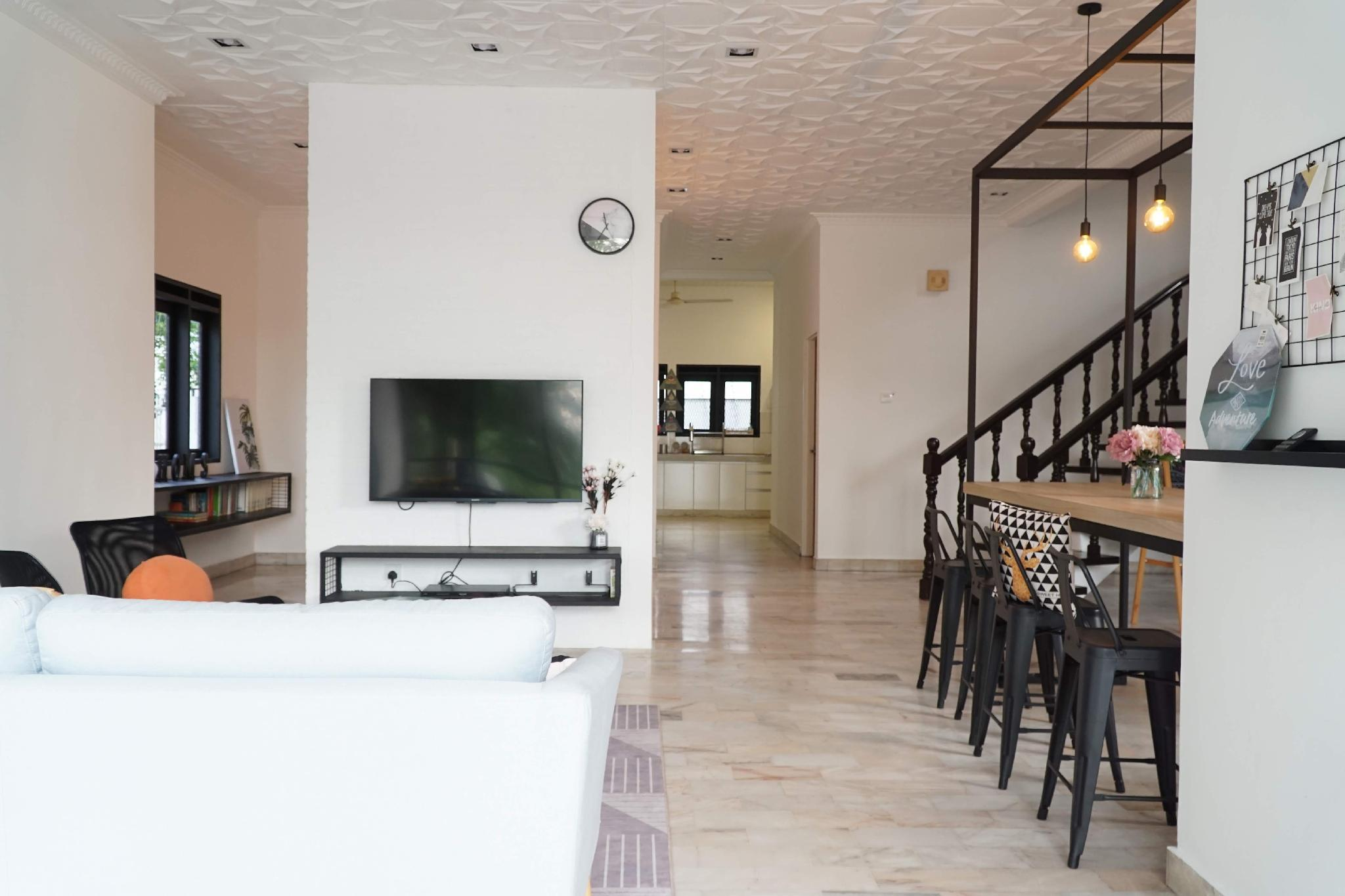 Cozy Bungalow 4BR/16 Pax Party House In Homs 26
