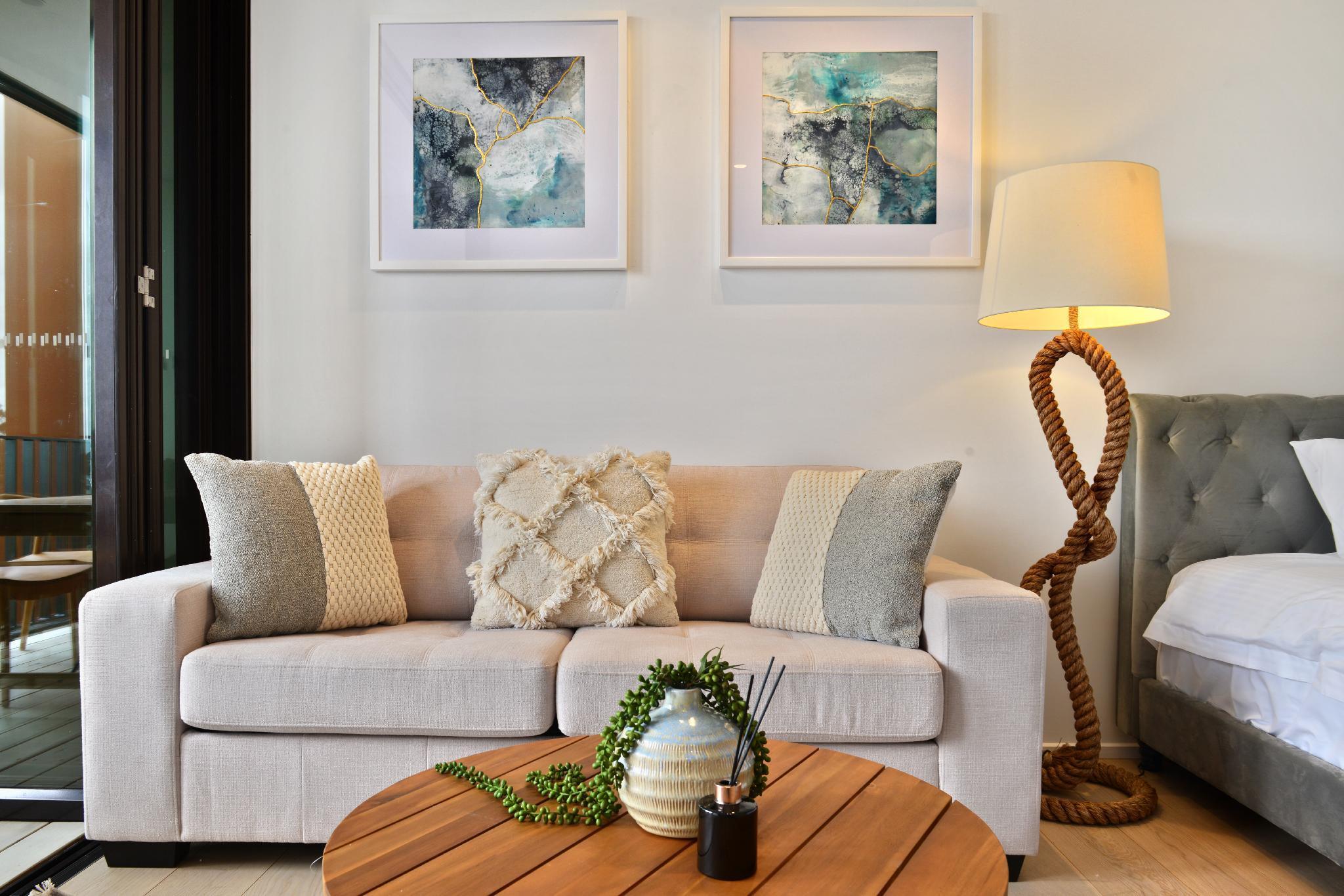 Modern Luxury Apt In The Heart Of Sydney CBD