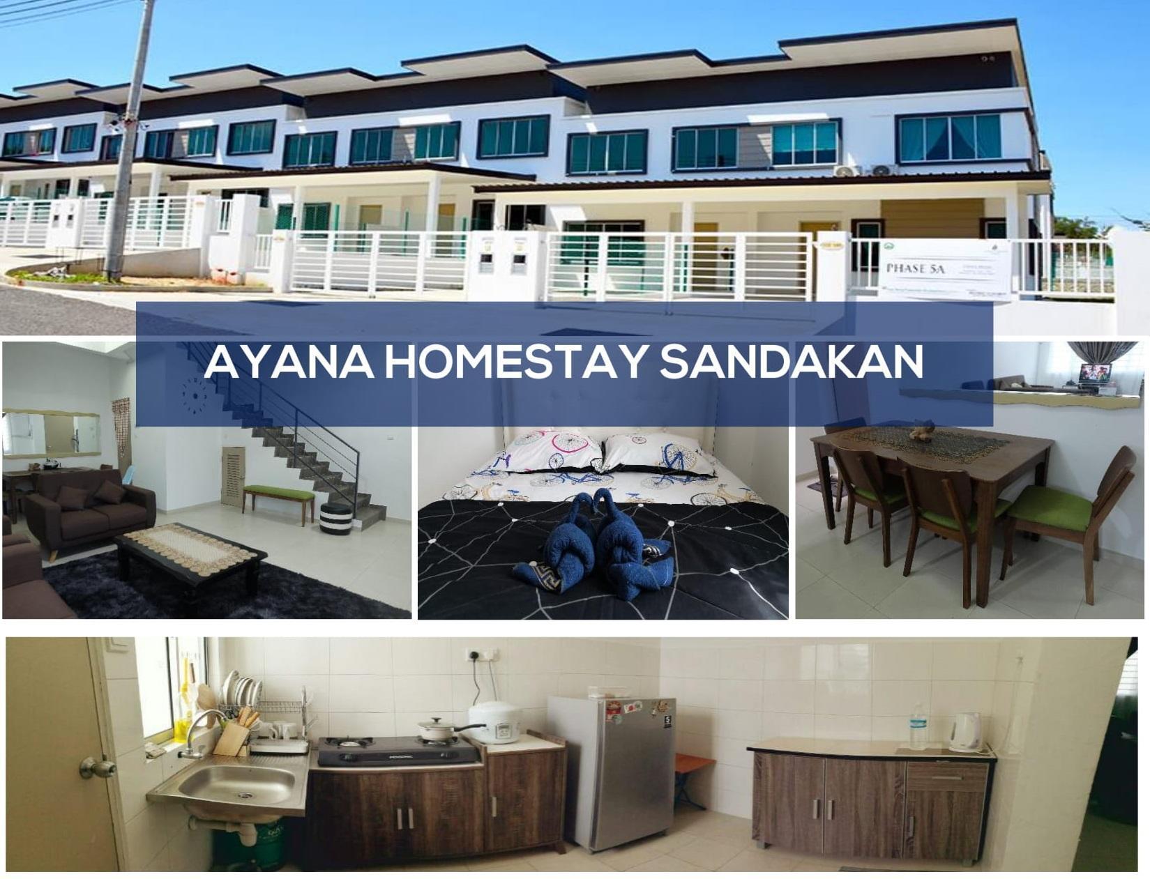 Ayana Homestay Sandakan (Near Sandakan Town)