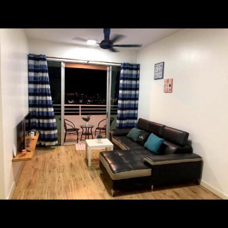 HOME SWEET HOME @ 3 Bedrooms 2 Bathrooms , 7-8pax. Kota Kinabalu
