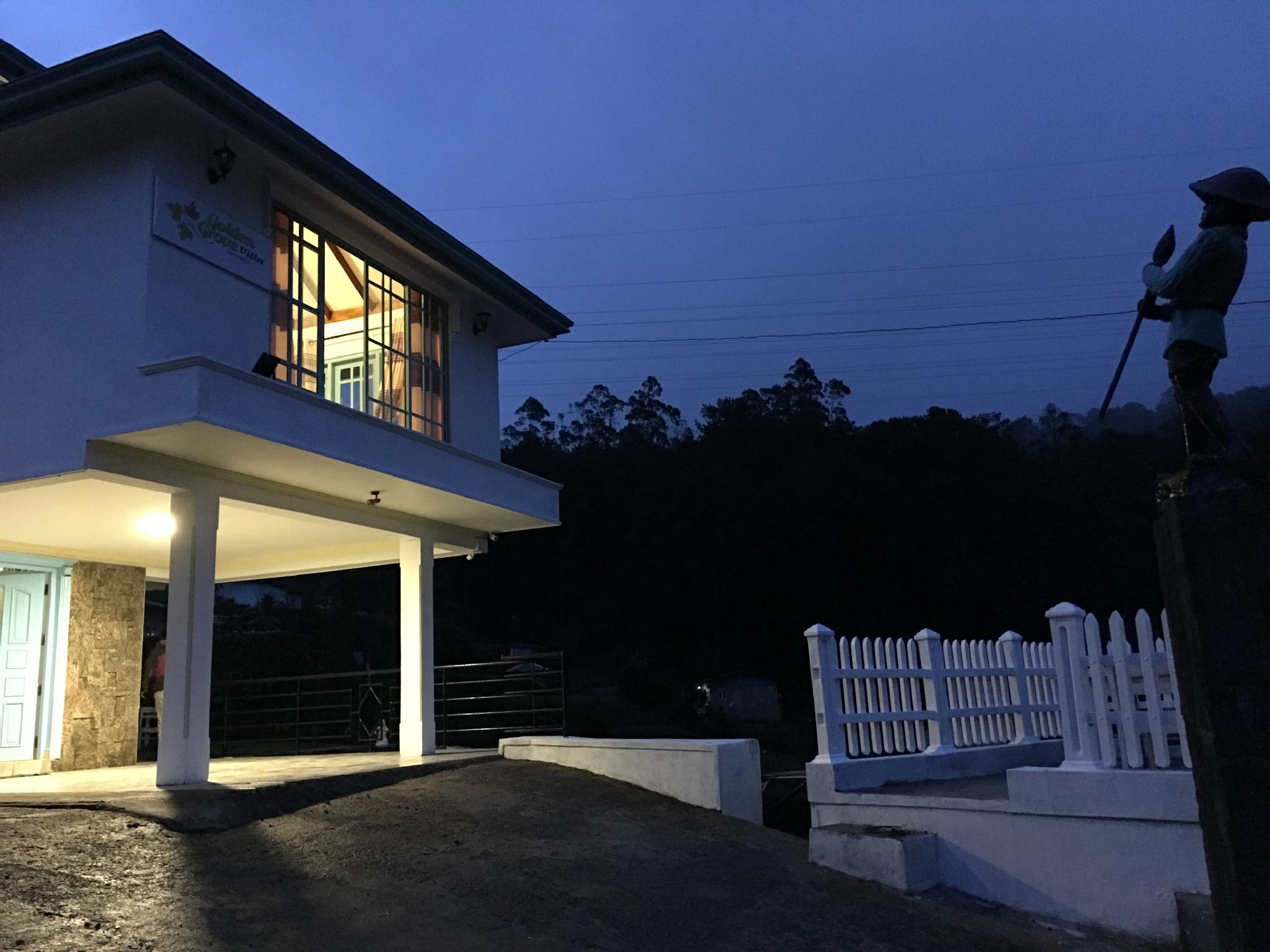 Golden Grove Villa
