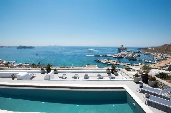 Villa Thalia - 5 Bedrooms - Pool Access Mykonos