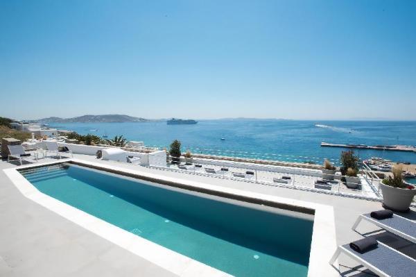 Villa Charity - 4 Bedrooms - Pool Access Mykonos
