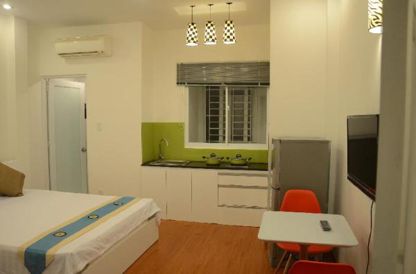 Cheap apartment near dist. 1 ($300/month) Smiley 2 Ho Chi Minh City