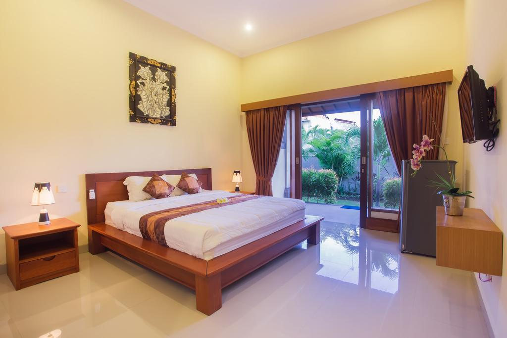 Cozy Double Room In Canggu No Pool Access