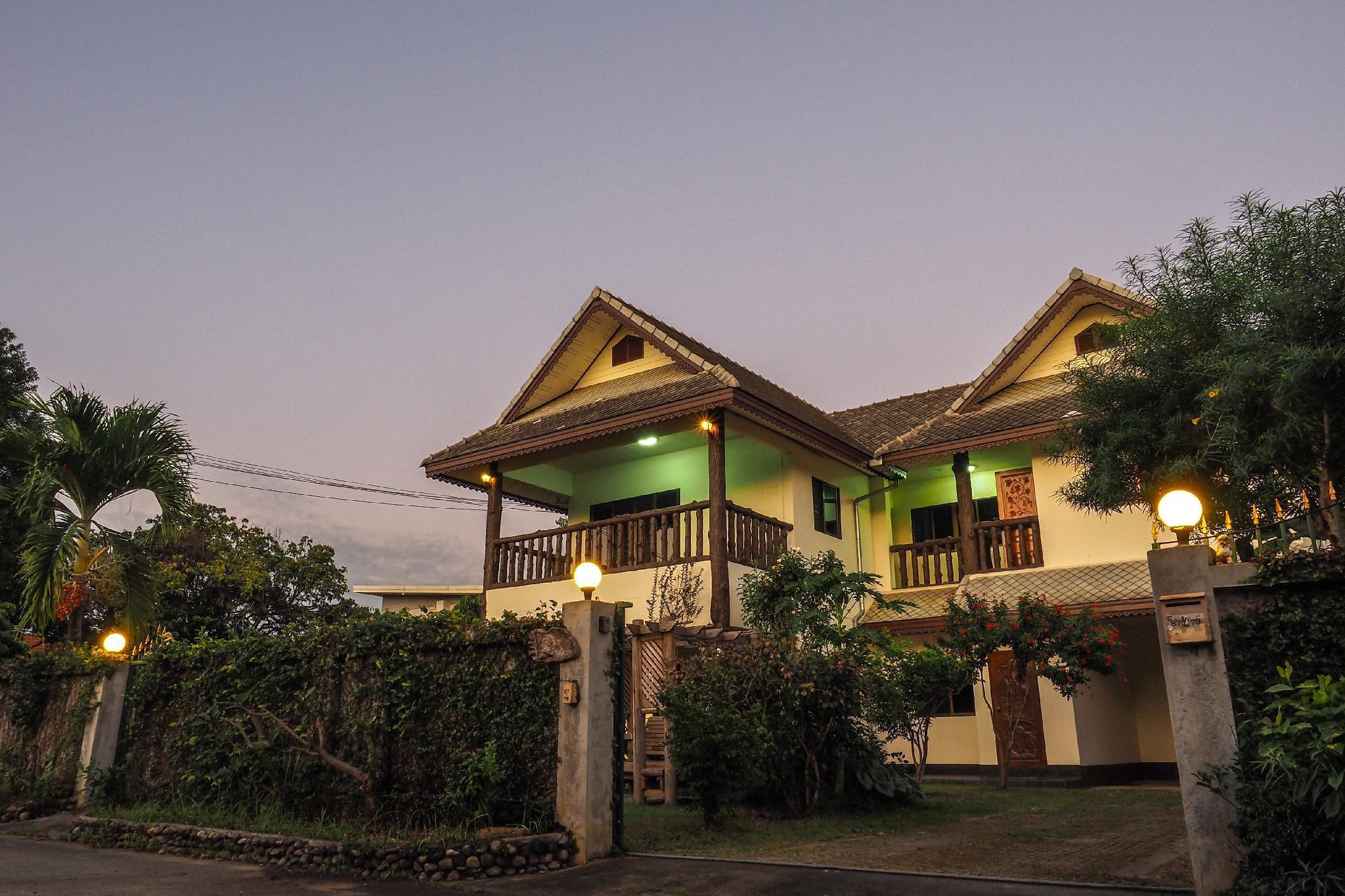 Ashira House วิลลา 5 ห้องนอน 5 ห้องน้ำส่วนตัว ขนาด 142 ตร.ม. – สันผีเสื้อ