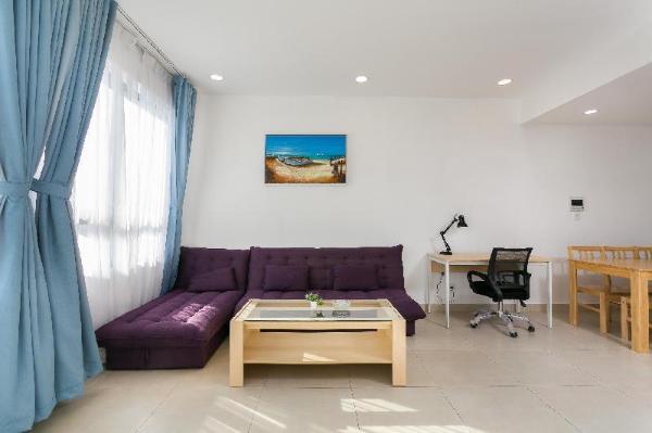 Masteri Sunny Apartment with city view Ho Chi Minh City